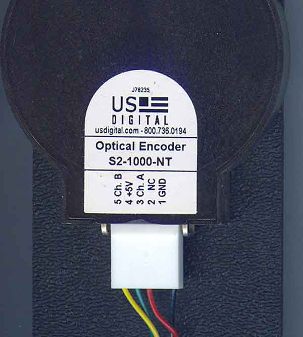 dobstuff sky commander cable the us digital s2 1000 nt optical encoder wiring diagram below assumes your sky commander encoder is the same as this one sky engineering has been